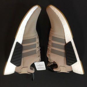 adidas Originals Skor NMD R2 Trace KhakiSimple BrownCore
